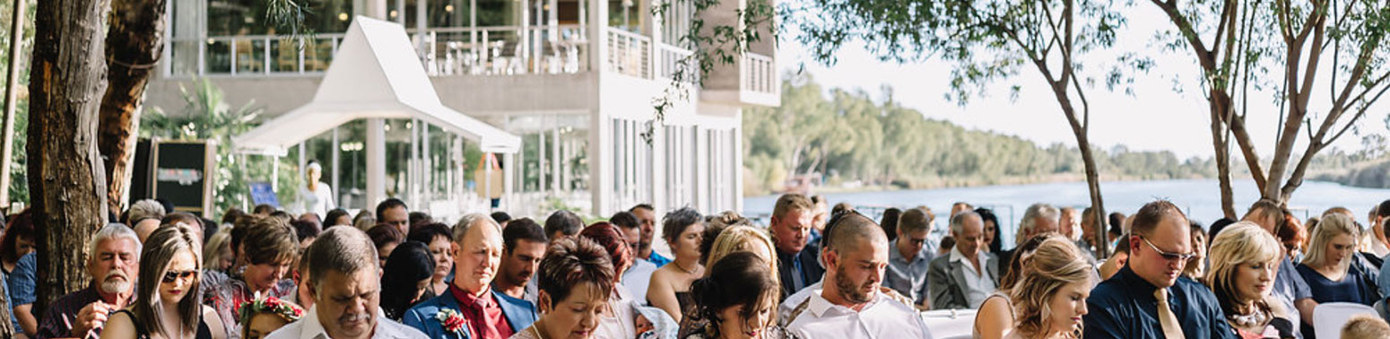 Broadwater wedding venues creating your happily ever after