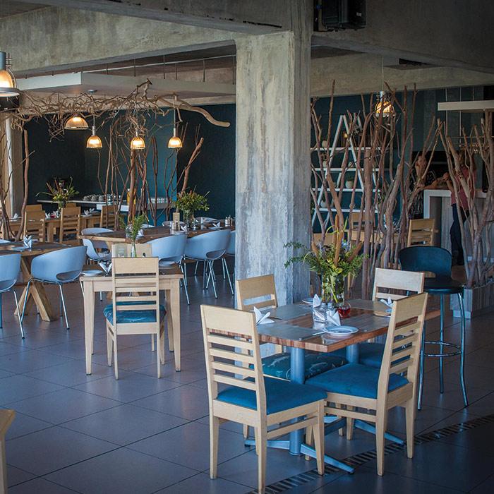 Broadwater River Estate restaurant