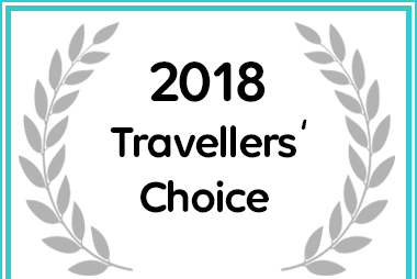 Broadwater awarded 2018 travellers choice award