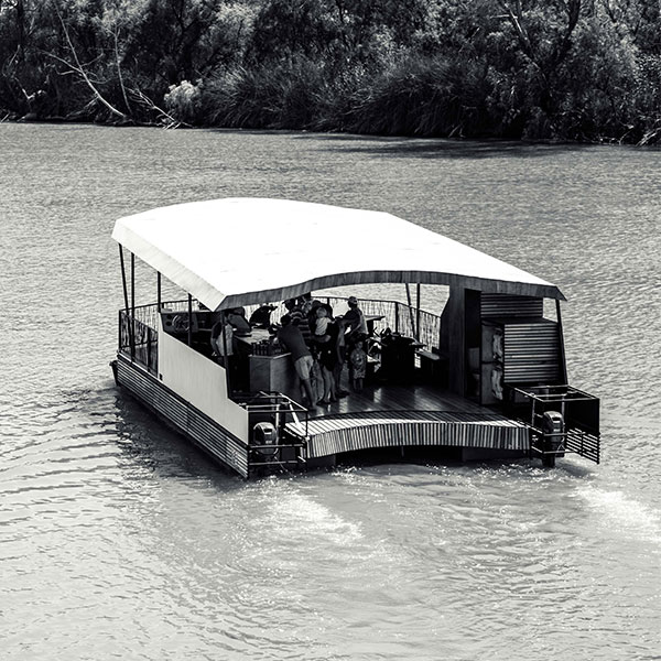 Broadwater's Natura Barge Cruises