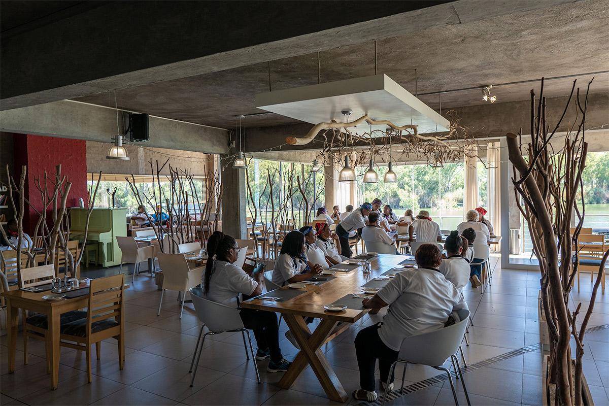 indoor function in our luxury restaurant
