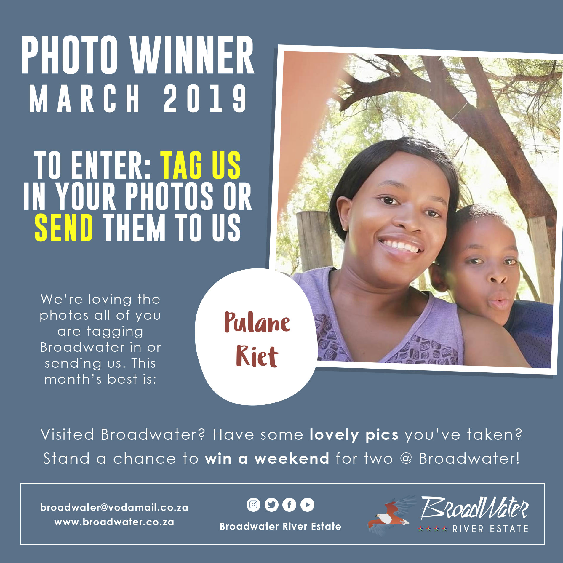 photo contest winner for march 2019