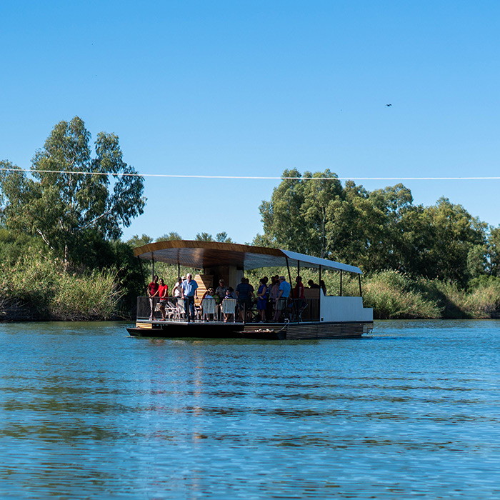 natura boat cruises for the whole family