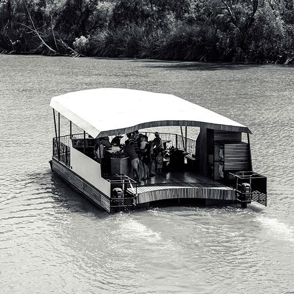 Broadwater's Natura Barge Cruises